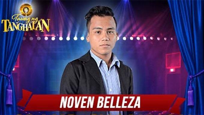 Noven Belleza wins It's Showtime's Tawag Ng Tanghalan