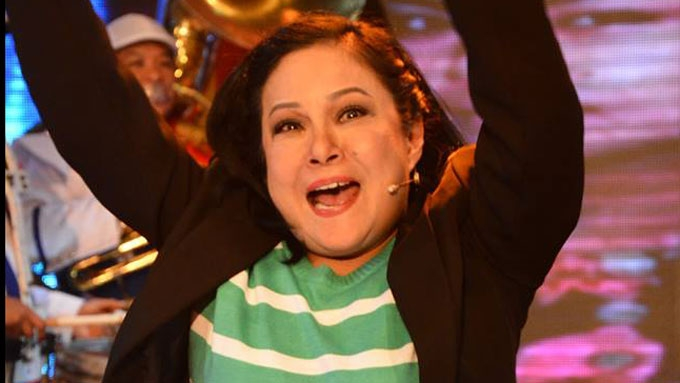 Here's what Nora Aunor did in Eat Bulaga