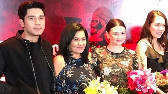 Lorna Tolentino returns to ABS-CBN after 5 years