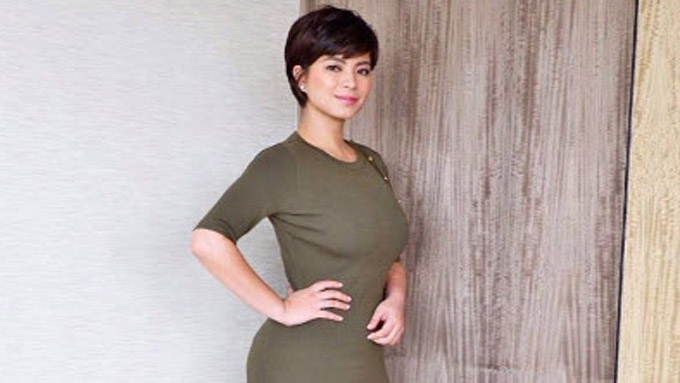 Angel Locsin was already training for Darna however...
