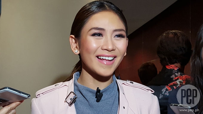Sarah G says Darna is not for her: