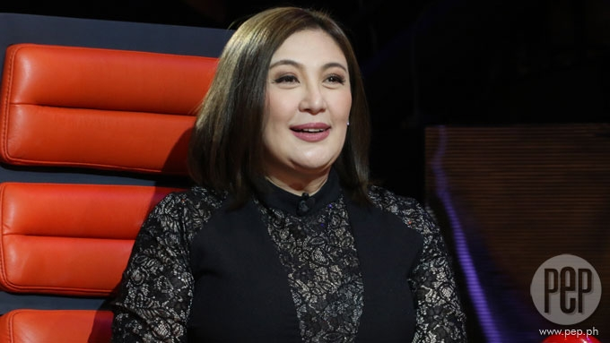 Sharon says she insisted on having Gabby as movie partner