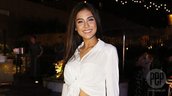 GMA star Sanya reacts to clamor for her to play Darna