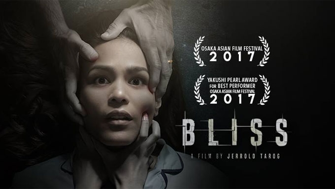 Here's why Iza Calzado's movie Bliss was rated X by MTRCB