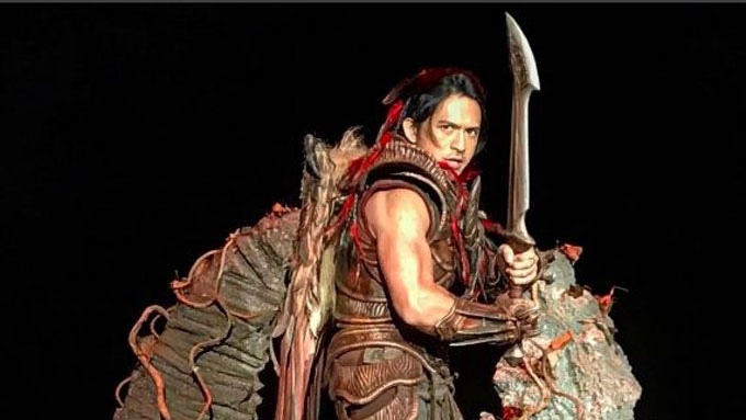 Dennis hopes Mulawin sequel will have same impact as orig