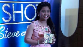 What's next for Elha Nympha after guesting on Little Big Shots?