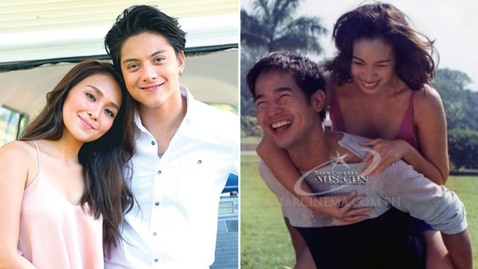Claudine thinks KathNiel is the new Rico-Claudine