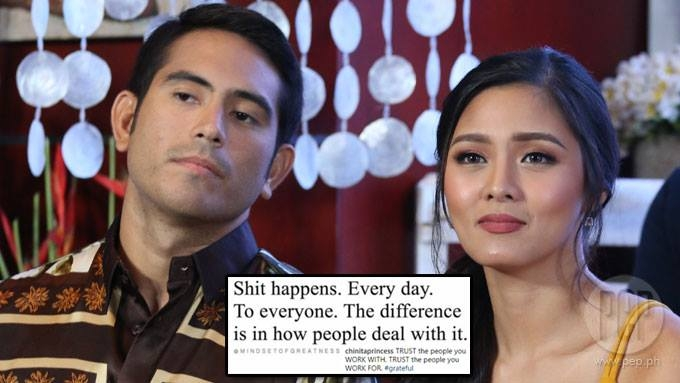 Kim Chiu posts cryptic quote amid controversial daytime slot