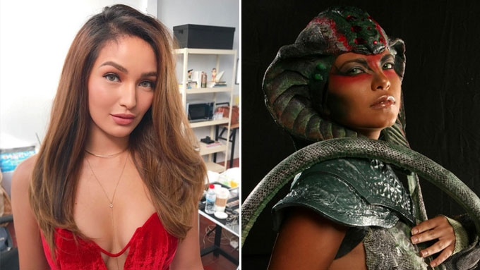 Will Sarah Lahbati play Valentina in Darna movie?
