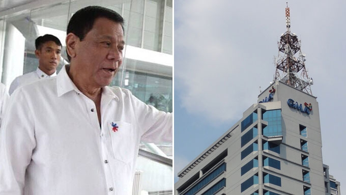President Duterte extends GMA-7 franchise for next 25 years