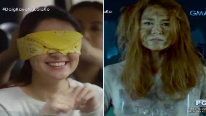 How did Daig Kayo Ng Lola Ko pilot fare in AGB ratings?