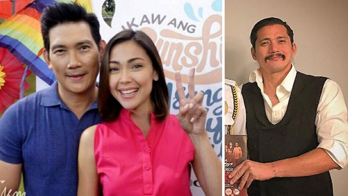Jodi to co-star w/ Richard Yap, Robin Padilla in teleserye