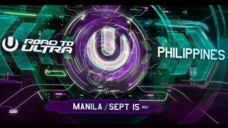Save the date for Road to ULTRA Philippines: September 15