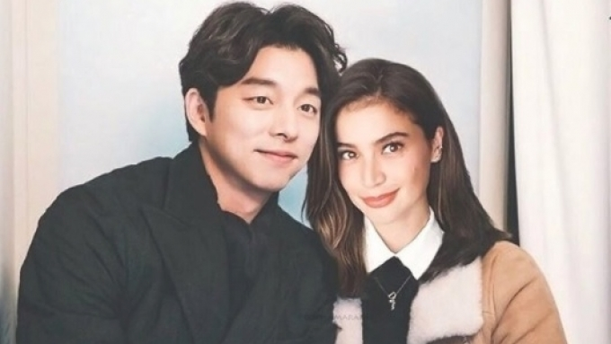 Anne Curtis screams upon seeing Goblin actor Gong Yoo