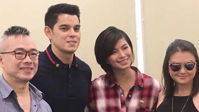 Angel Locsin, Richard Gutierrez reunited for movie