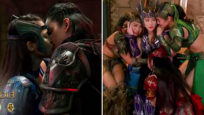 10 changes of Encantadia 2016 from original version (Part 2)