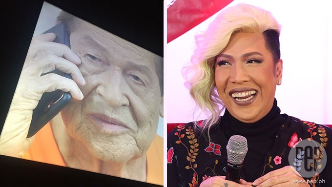 Vice Ganda makes fun of Ang Probinsyano blooper