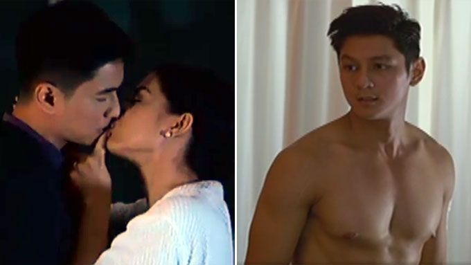 LOOK: Maja in sensual scenes with RK, Joseph