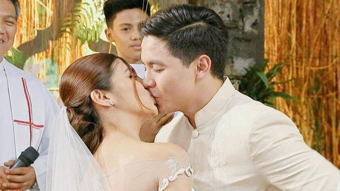 Maine to Alden in Destined To Be Yours: Honeymoon na tayo!