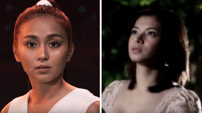 Kathryn Bernardo feels pressured to follow Angel Locsin