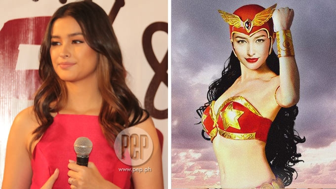 Liza Soberano is Darna: