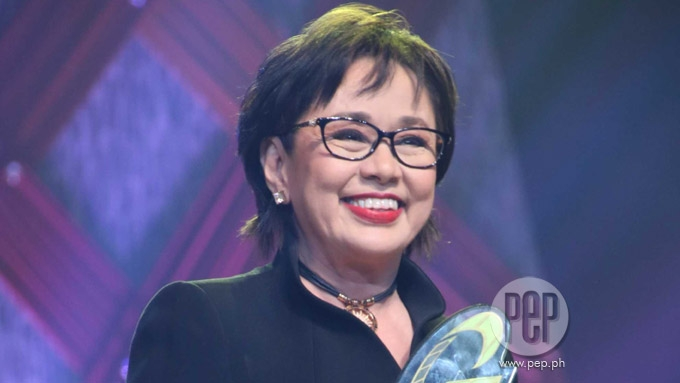 Vilma Santos gives reminder for actress playing next Darna