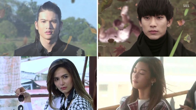 BATTLE OF MY LOVE FROM THE STAR: PH and Korean versions