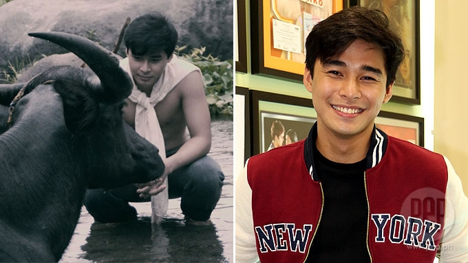 McCoy de Leon shoots topless scene for indie film