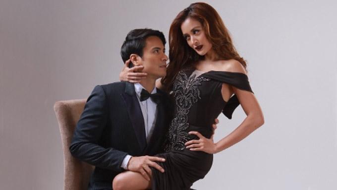Rafael Rosell recalls love scene with Kris Bernal