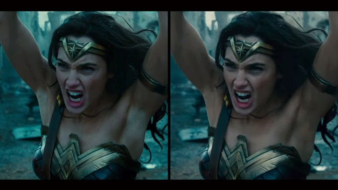 What's the big fuss over Gal Gadot's armpits in Wonder Woman?