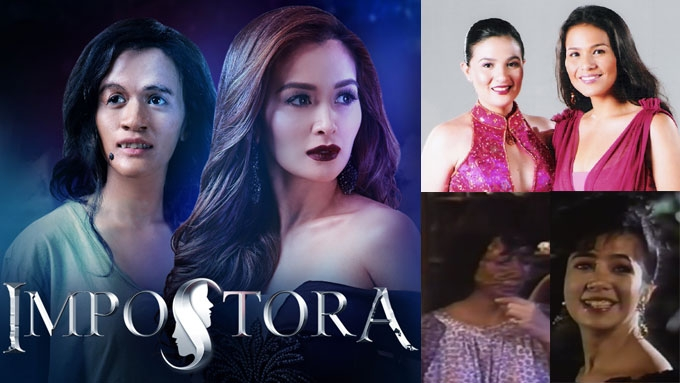 Impostora cast members: THEN AND NOW
