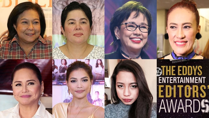 Nora, Vilma, Ai-Ai lead Best Actress nominees for The Eddys