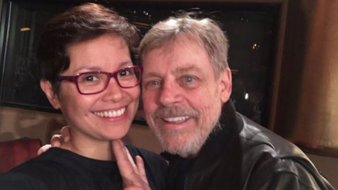 Mark Hamill aka Luke Skywalker praises Lea Salonga