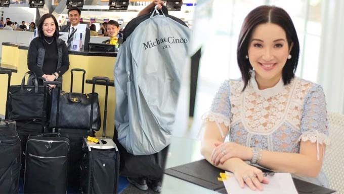 Kris Aquino all set to shoot Hollywood movie in Singapore
