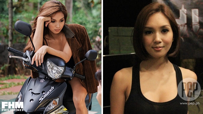 Roxanne Barcelo recalls audition for Wildflower role