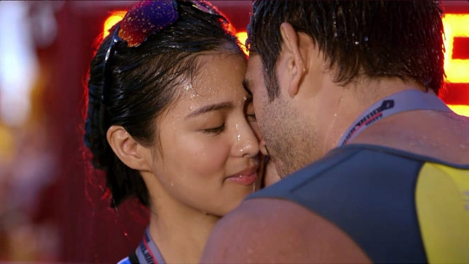 Kimerald's teleserye defeats Trops, based on AGB