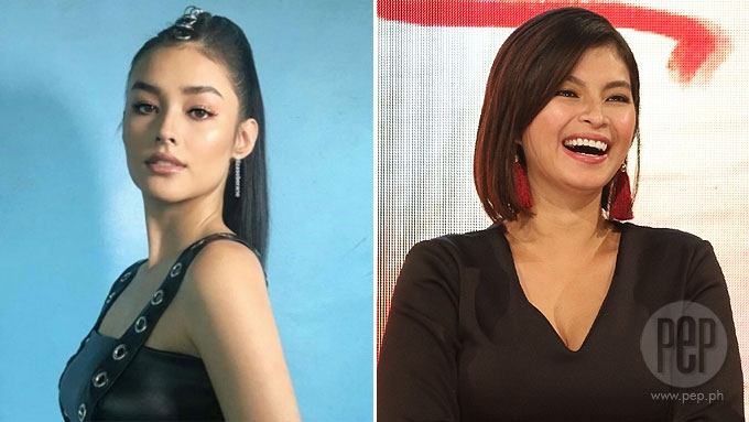 Liza reacts to getting Angel Locsin's blessing as new Darna