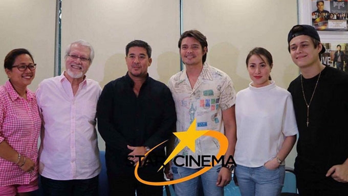 Aga makes comeback; Dingdong marks 6th Star Cinema film
