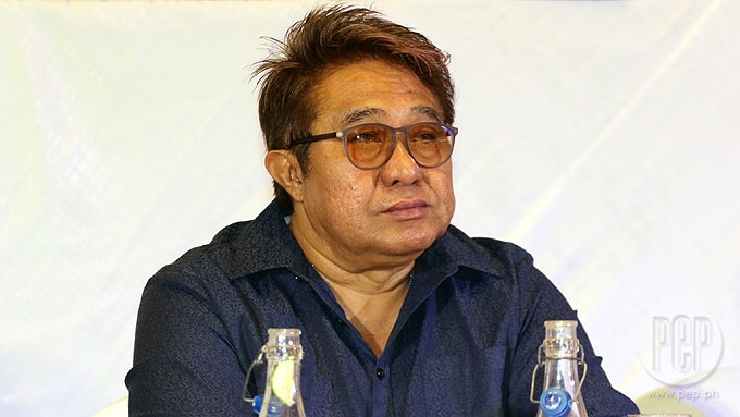 Maryo J. delos Reyes passes away at 65
