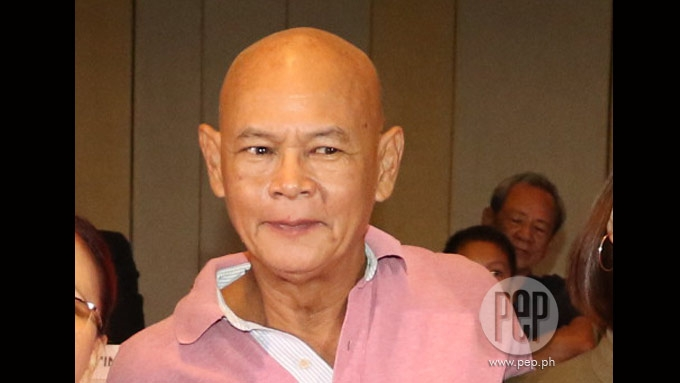 Bembol Roco says he's not angling for another acting award