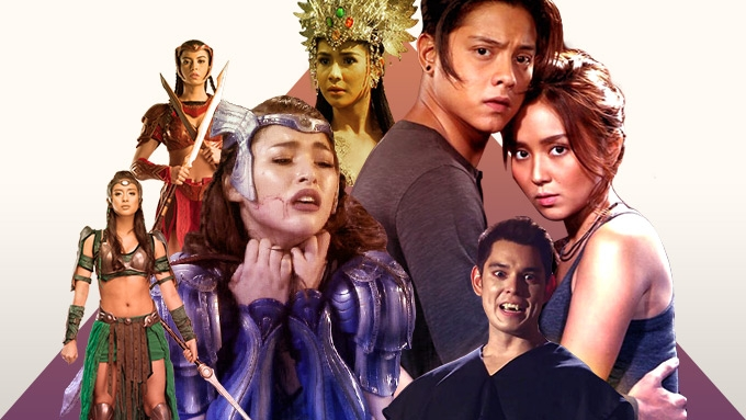 Look back on bloopers, Pinoy TV moments in 1st half of 2017