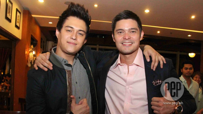 Dingdong considers Enrique Gil as his