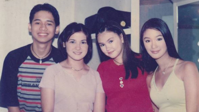 LOOK: Heart, Angelica, Camille during G-Mik days on ABS-CBN