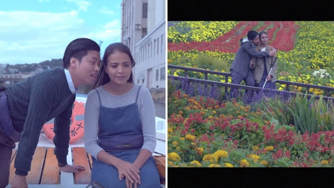 Alessandra and Empoy, unconventional couple in Kita Kita