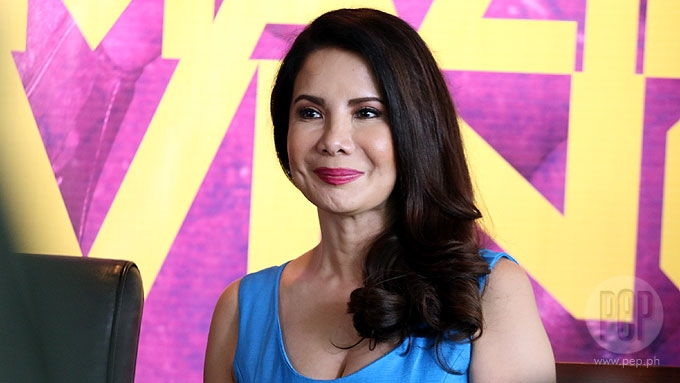 Carmi Martin: I'm so happy to be part of ABS-CBN