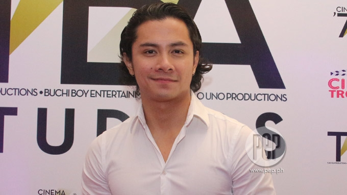 JC Santos to co-star with Ryza; works with Hollywood actor