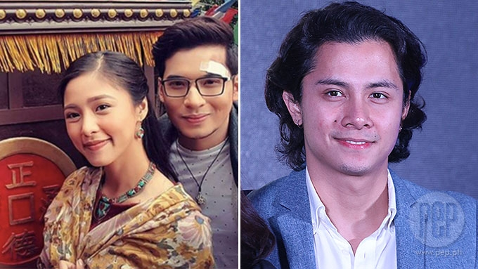 JC Santos, pulled out of Kim Chiu film; will join MMFF entry