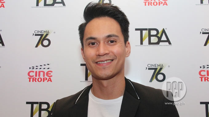 Arnold Reyes says Wildflower will be extended until 2018