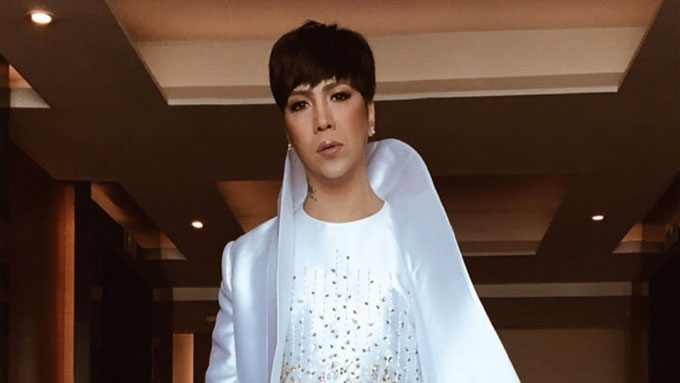 Vice Ganda pokes fun at GMA-7 slogan
