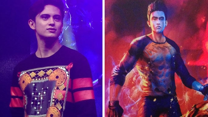 Why James Reid was chosen as Pedro Penduko in new film